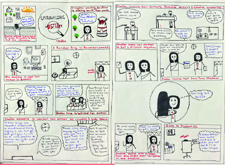 Queer youth in Nepal use comics to express their identities