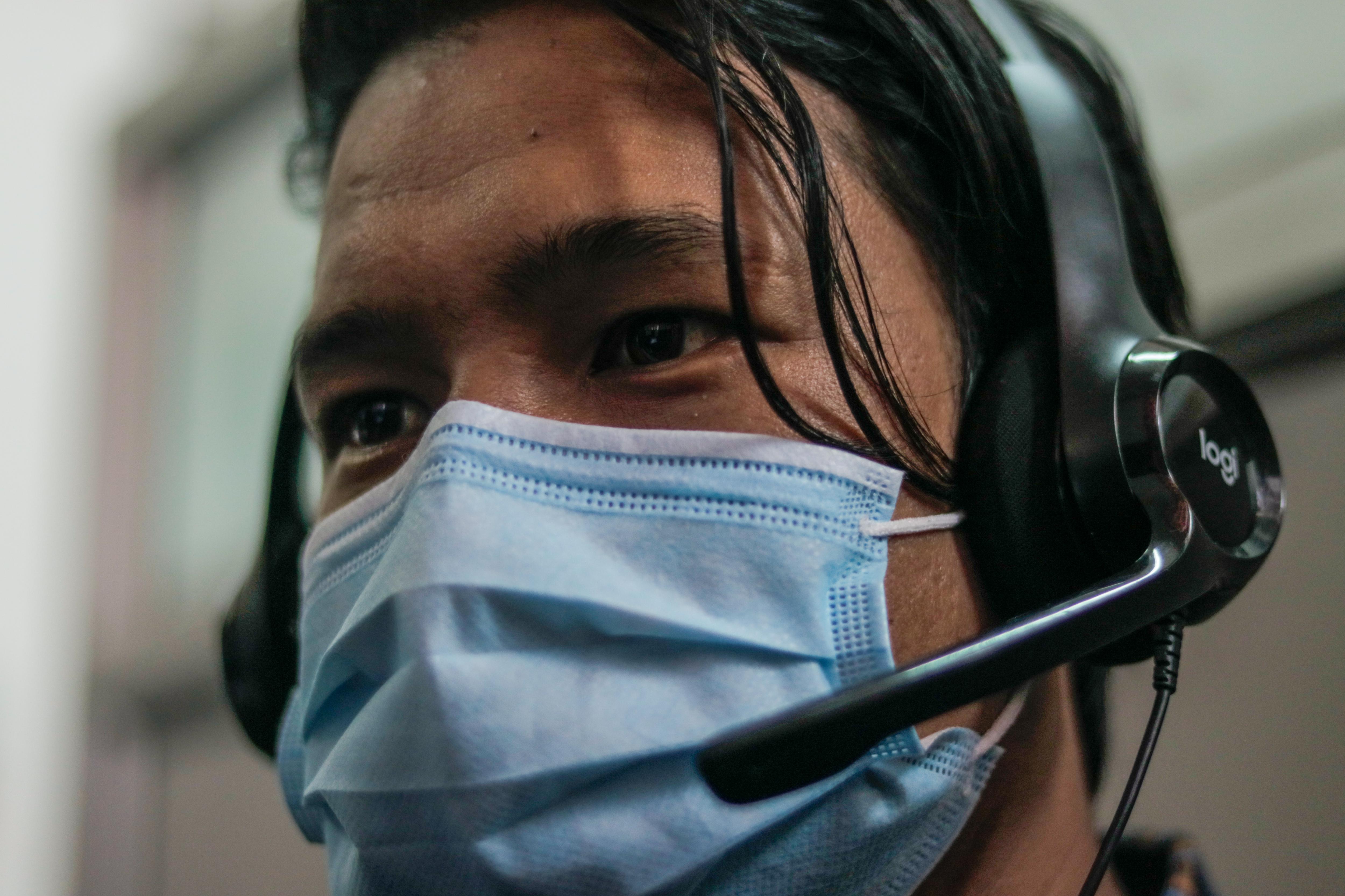 COVID-19 Hotlines in Nepal busting harmful myths on coronavirus disease
