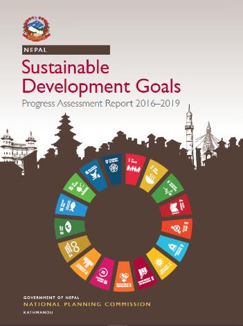 SDG Progress Assessment Report 2016-2019