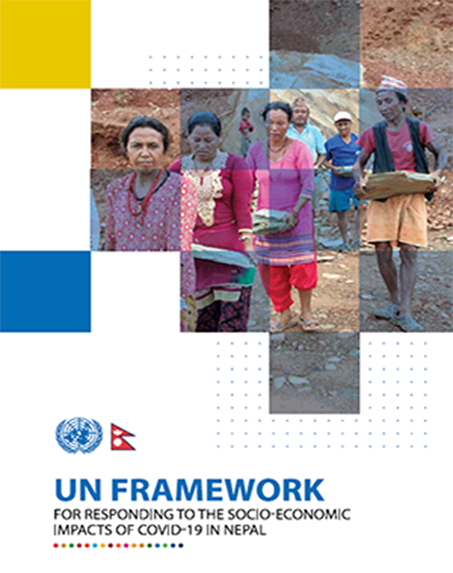 UN Framework for Responding to the Socio-Economic Impacts of COVID-19 in Nepal