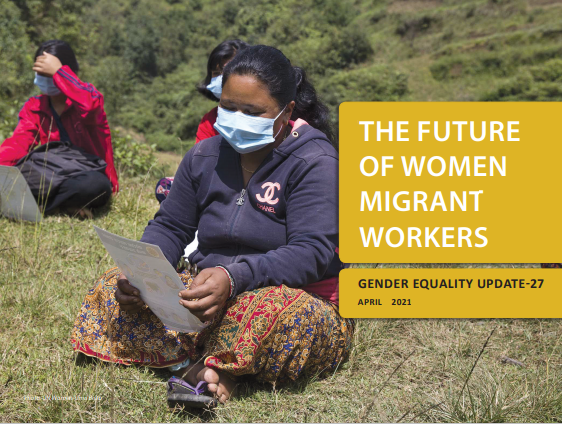 The Future of Women Migrant Workers, Gender Equality Update 27