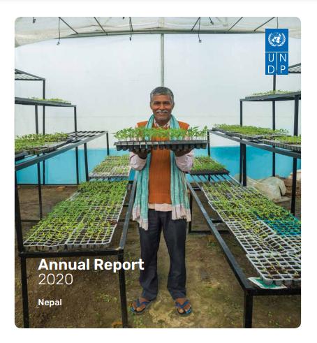 UNDP Nepal Annual Report 2020