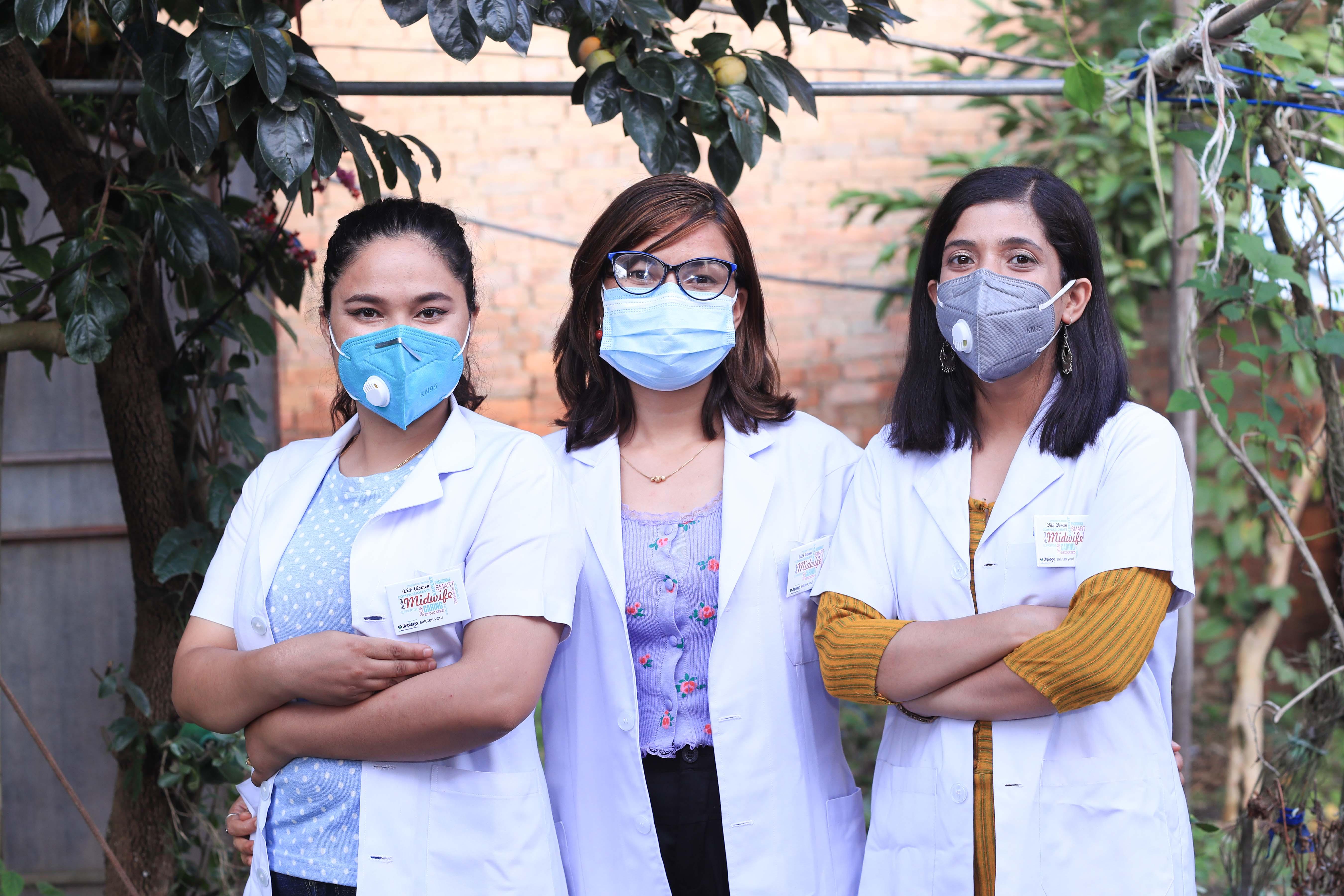 Registered midwife Telemidwifery service provider