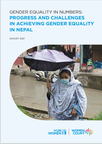 Gender Equality in Numbers: Progress and Challenges in Achieving Gender Equality in Nepal