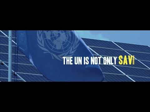 The UN in Nepal Greening the Blue with Solar Energy System