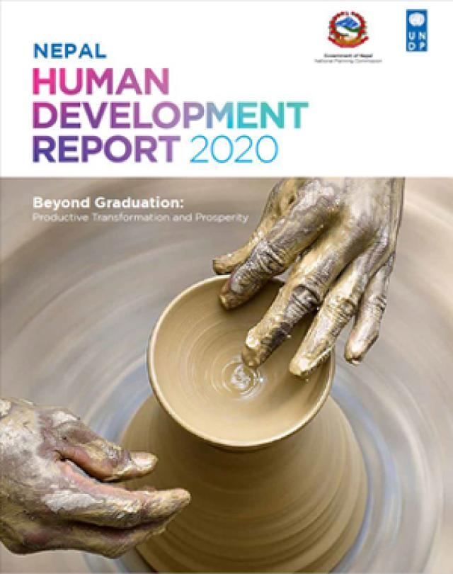 Nepal Human Development Report, 2020